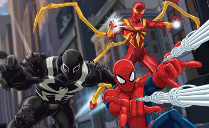 Marvel Preview: Ultimate Spider-Man Web-Warriors - Contest of Champions Part Three