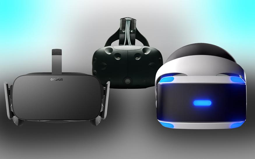 Oculus, Vive and PSVR: The Next Big Things Are Already Here