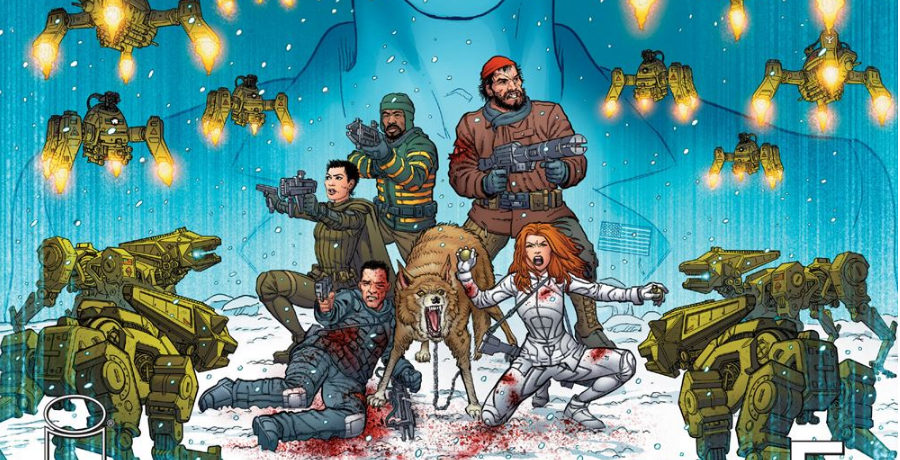 We Stand On Guard Deluxe Hardcover Review