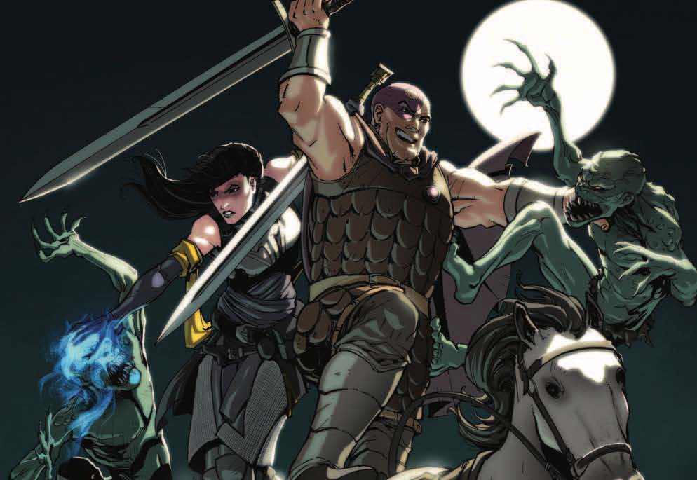 Dungeons & Dragons #2 Review
