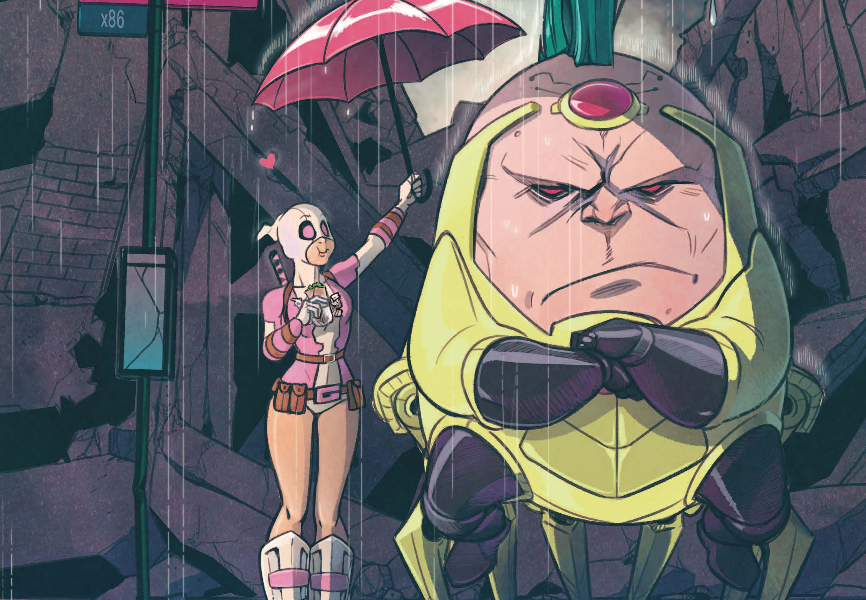 Marvel Preview: Gwenpool #3