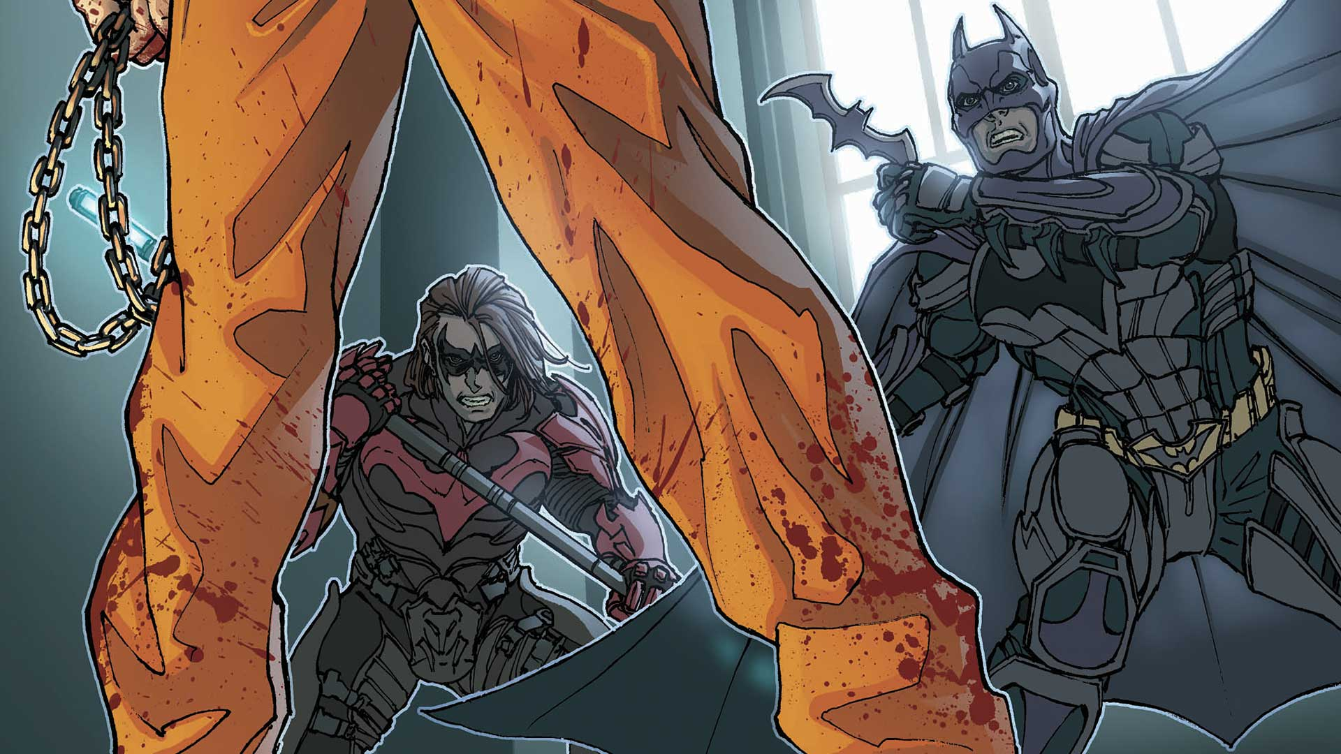 Injustice: Gods Among Us Year Five #12 Review