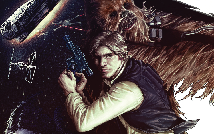 Star Wars: Han Solo #1 Review