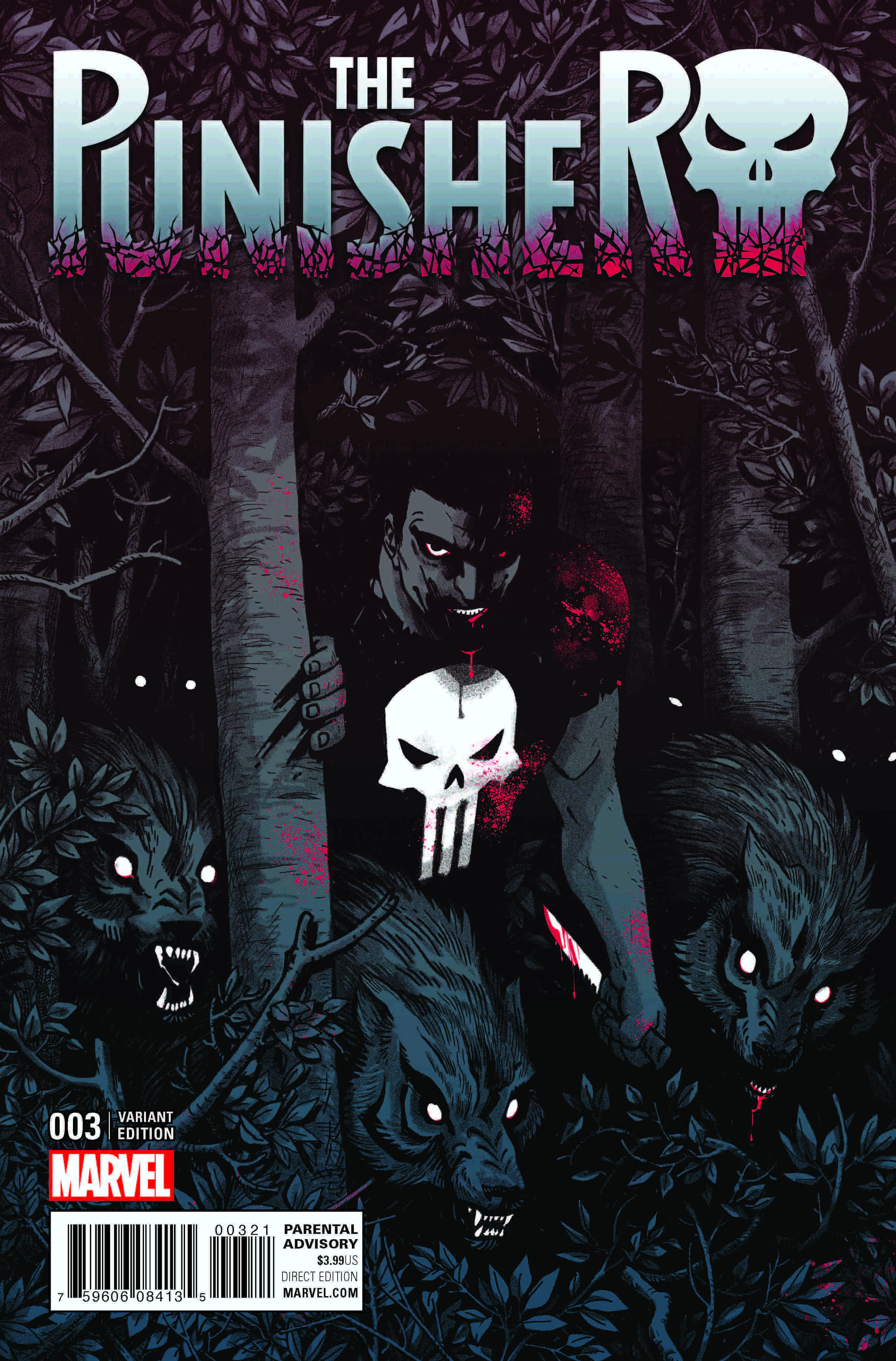 Marvel Preview: The Punisher #3