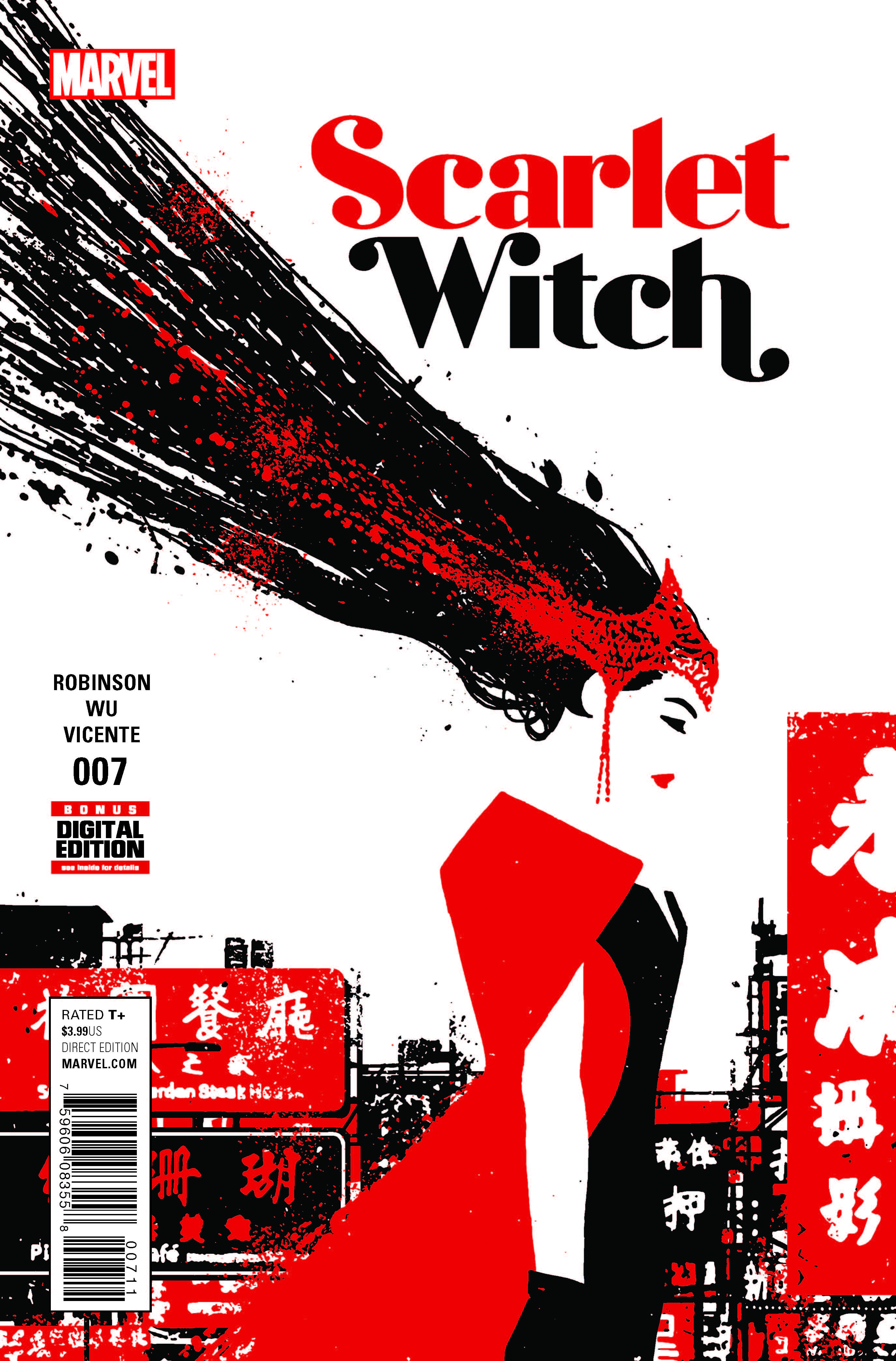 Marvel Preview: Scarlet Witch #7