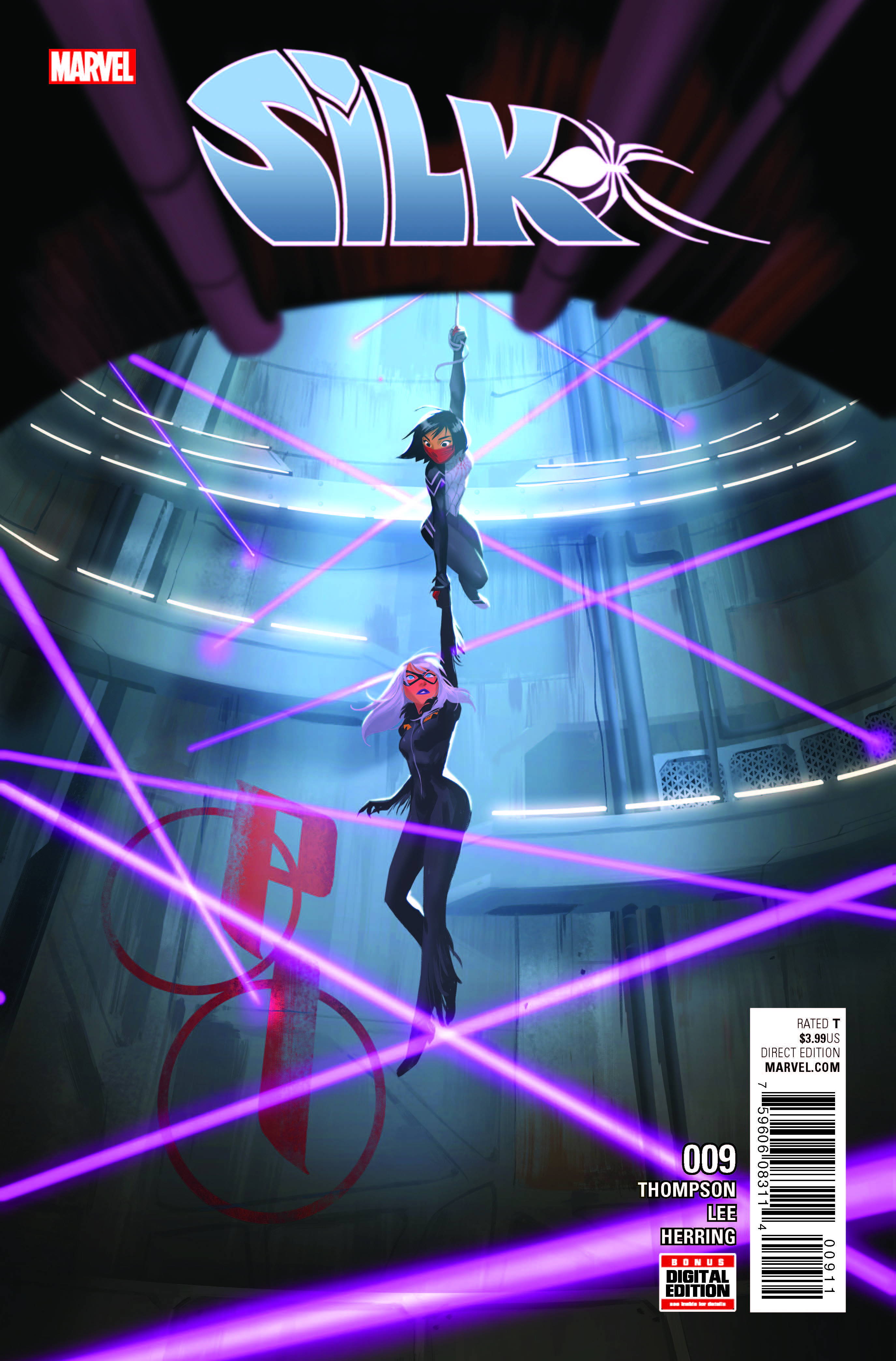 Marvel Preview: Silk #9
