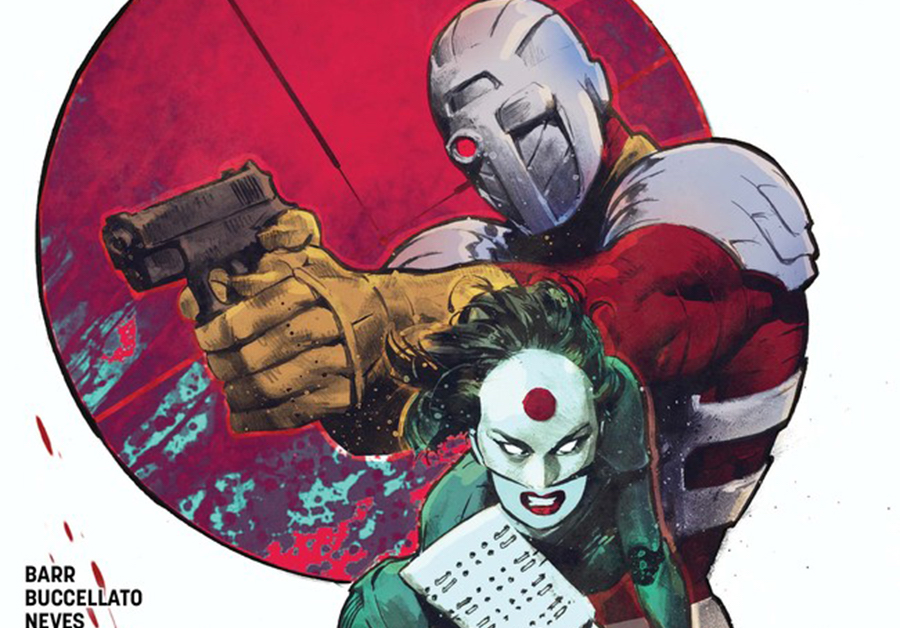 Suicide Squad Most Wanted: Deadshot and Katana #6 Review