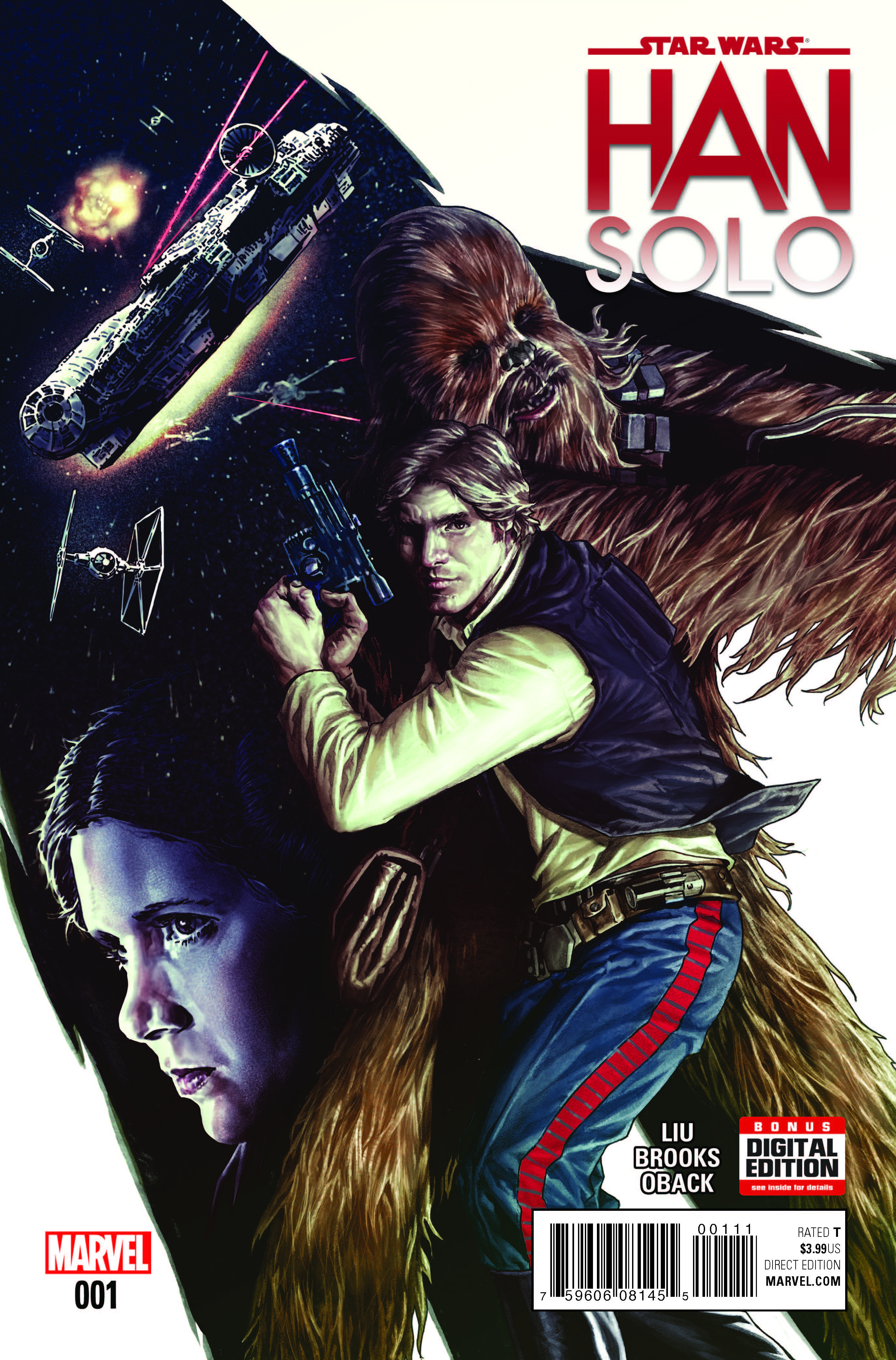 Marvel Preview: Star Wars: Han Solo #1