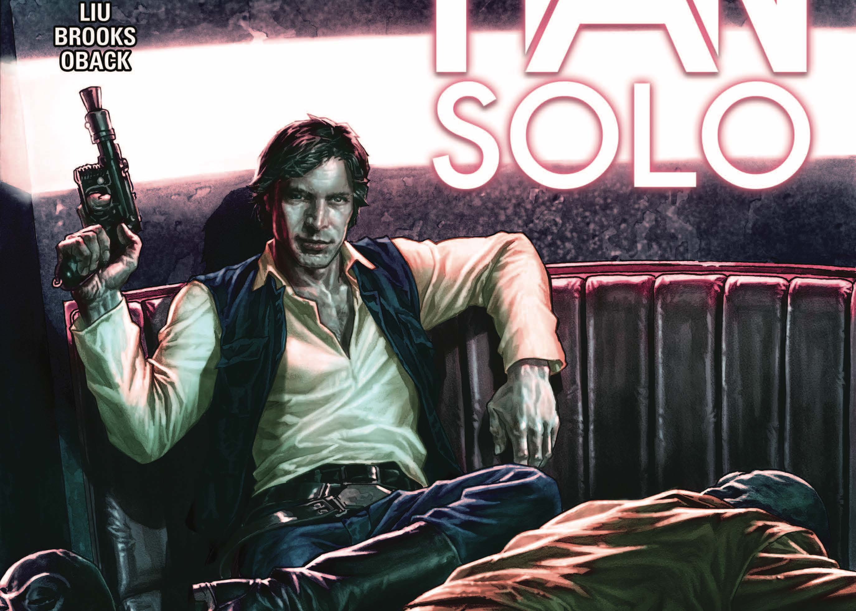 Marvel Preview: Han Solo #2