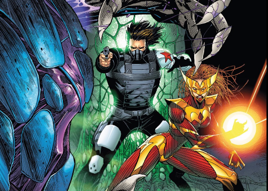Thunderbolts #2 Review