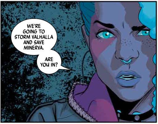 The Wicked + The Divine #20 Review