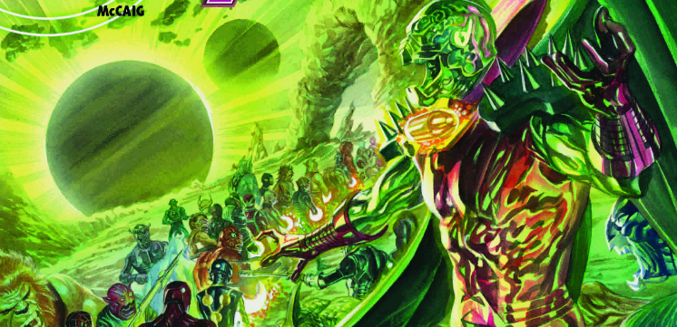 Marvel Preview: All-New All-Different Avengers #11