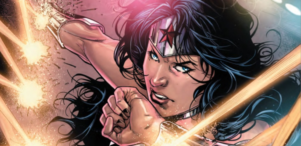 Perhaps one of the biggest titles to be relaunched in DC's Rebirth is Wonder Woman.  After a run that was not that well received by fans or critics, DC has handed off the book to Greg Rucka, who had previously written a beloved run of the character in the past.  Is it good?