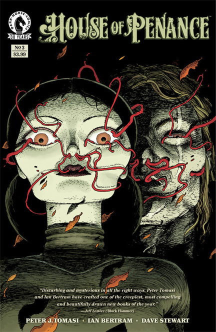 House of Penance #3 Review