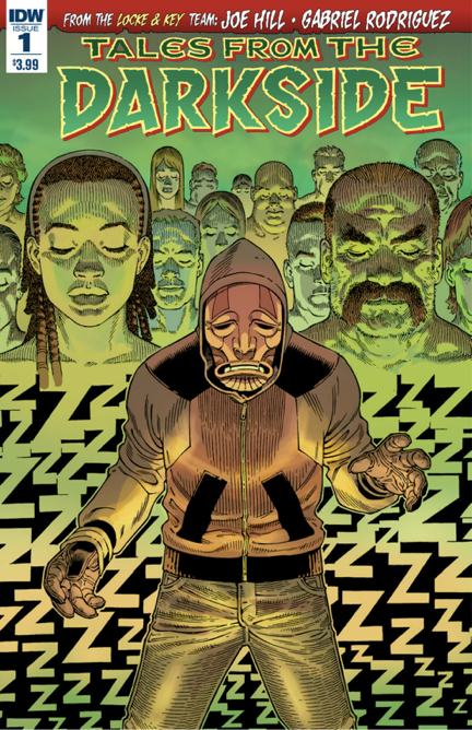 Tales From the Darkside #1 Review