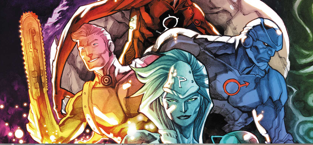 Legends of Tomorrow #4 Review
