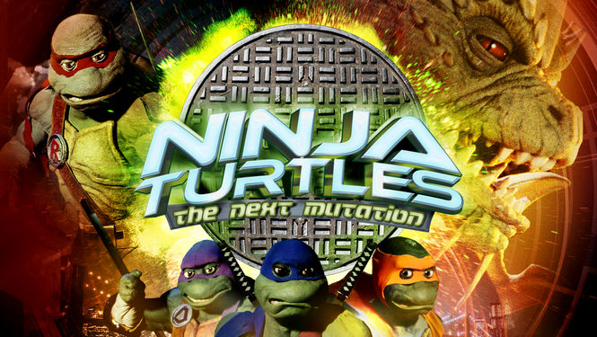 The Ninja Turtles Next Mutation Toys : Ninja turtles the next mutation review part aipt