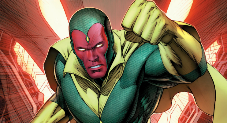 Marvel Preview: Vision #8