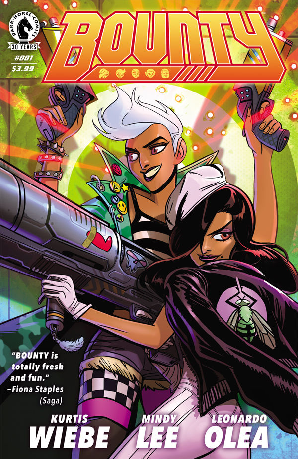 The Bounty #1 Review