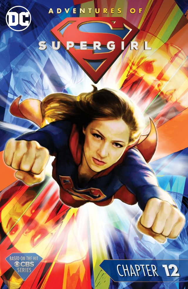 Adventures of Supergirl #6 Review