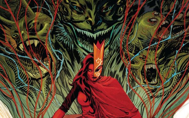 Lucifer #8 Review