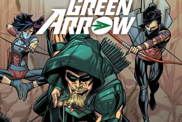 Green Arrow has his back against the wall with absolutely no money and the girls in his life wanting him dead. Life sucks. He came back from the dead last issue and he's out for justice this issue--is it good?