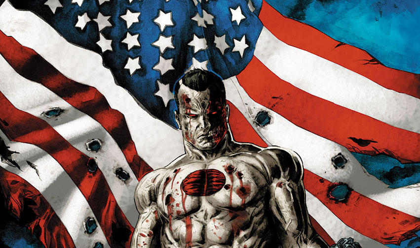 Valiant Preview: Bloodshot U.S.A. #1