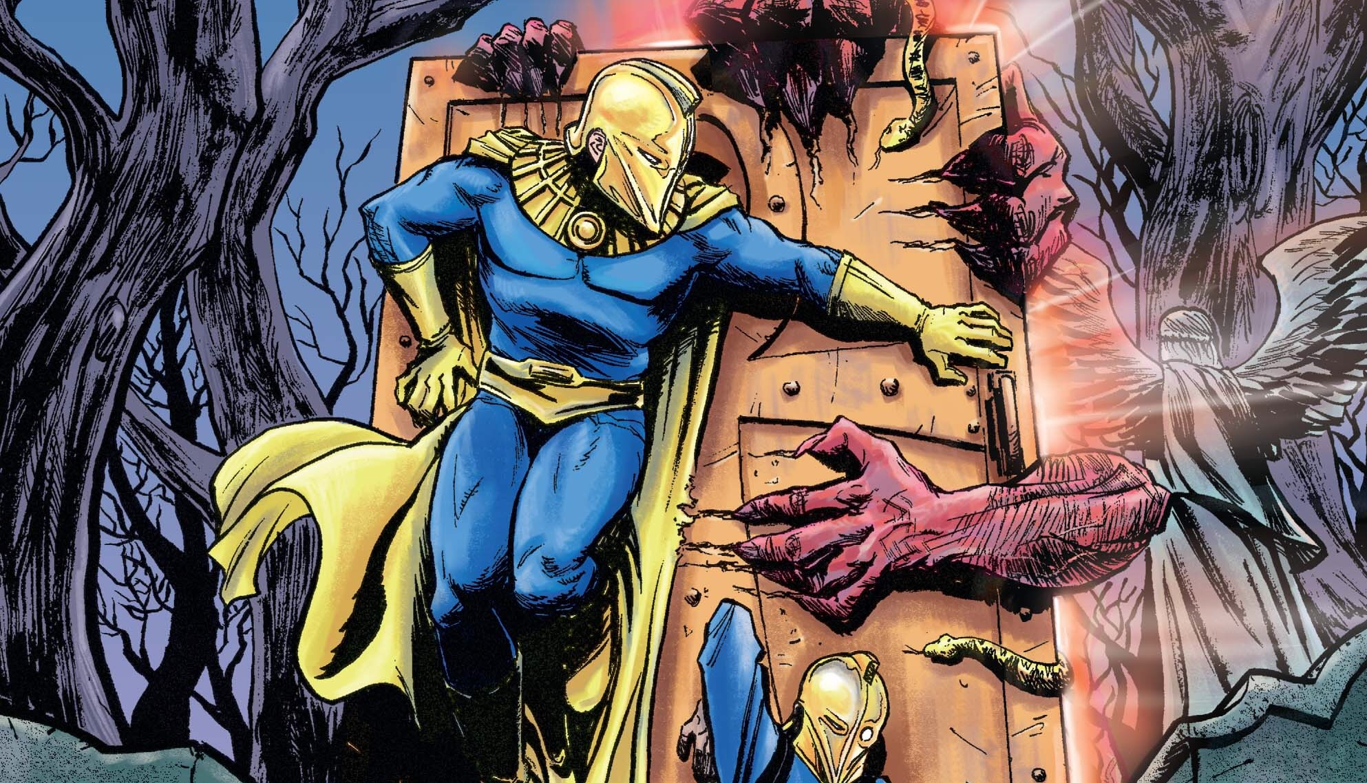 [EXCLUSIVE] DC Preview: Doctor Fate #14