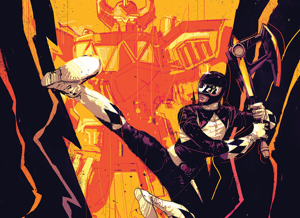 Mighty Morphin Power Rangers #5 Review