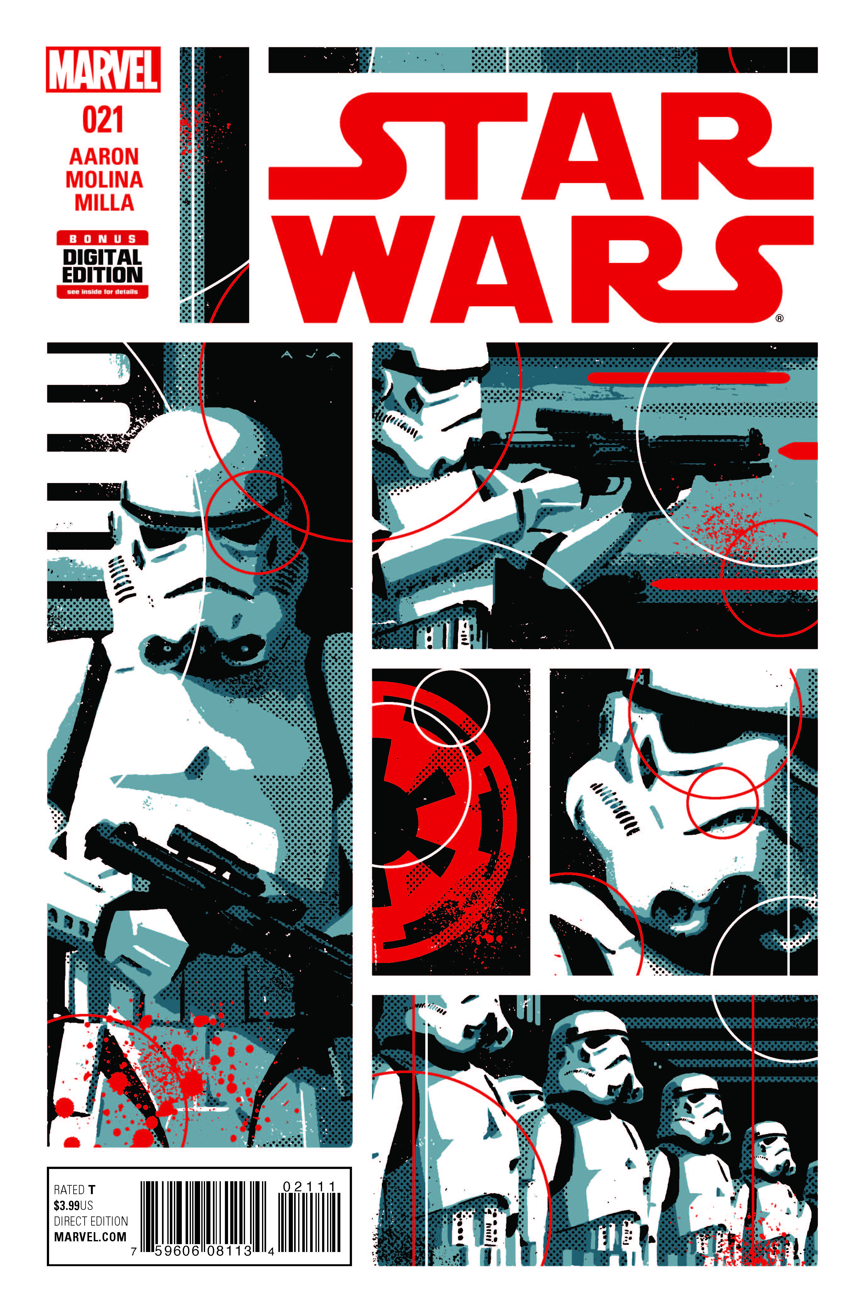 Marvel Preview: Star Wars #21
