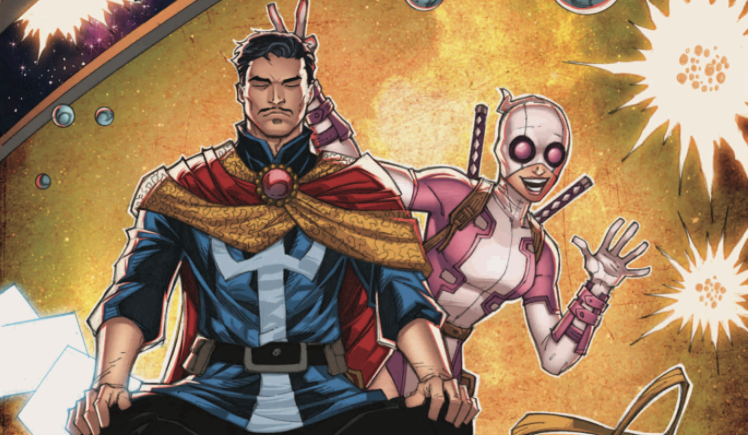 Marvel Preview: The Unbelievable Gwenpool #4