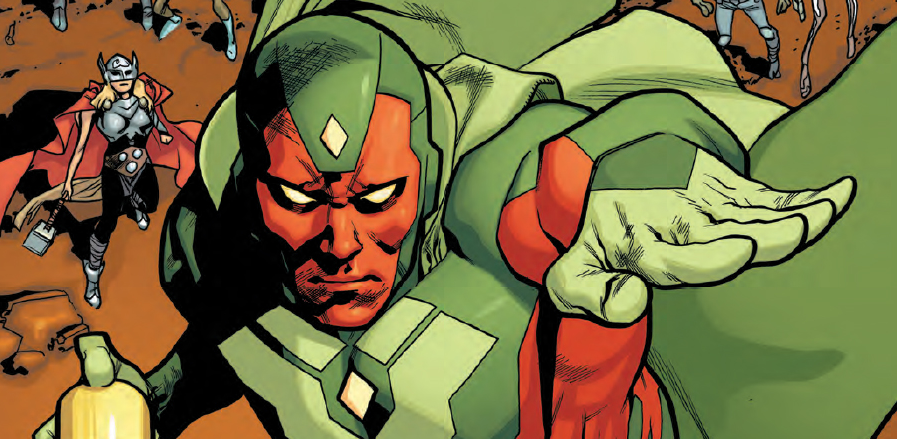 Marvel Preview: All-New All-Different Avengers #12
