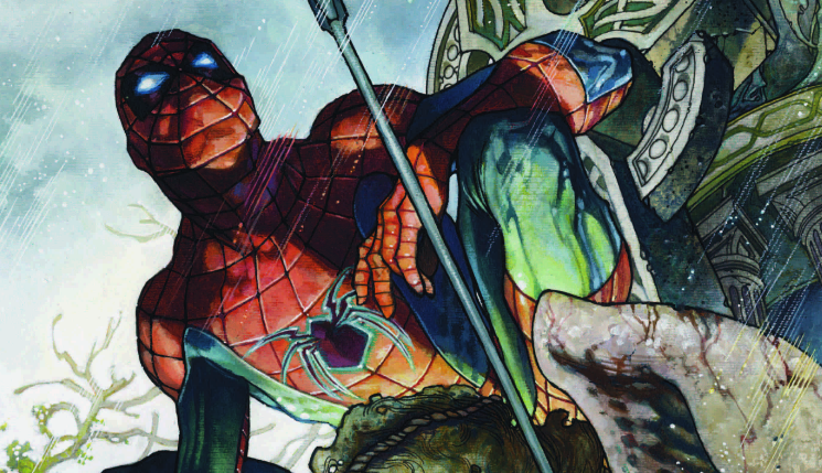 Marvel Preview:  Amazing Spider-Man #1.6