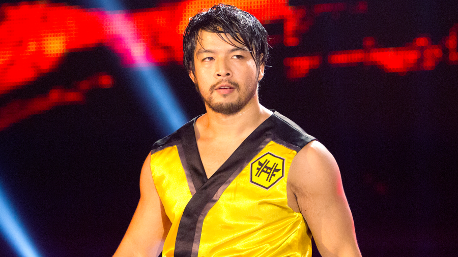 """KENTA on his time in WWE: """"No good memories come to mind"""""""