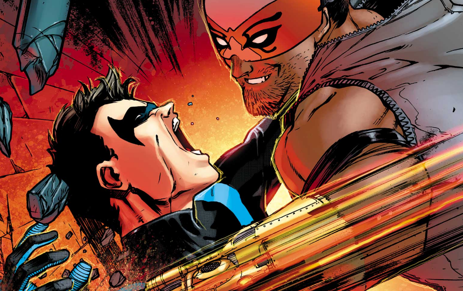 Nightwing #2 Review