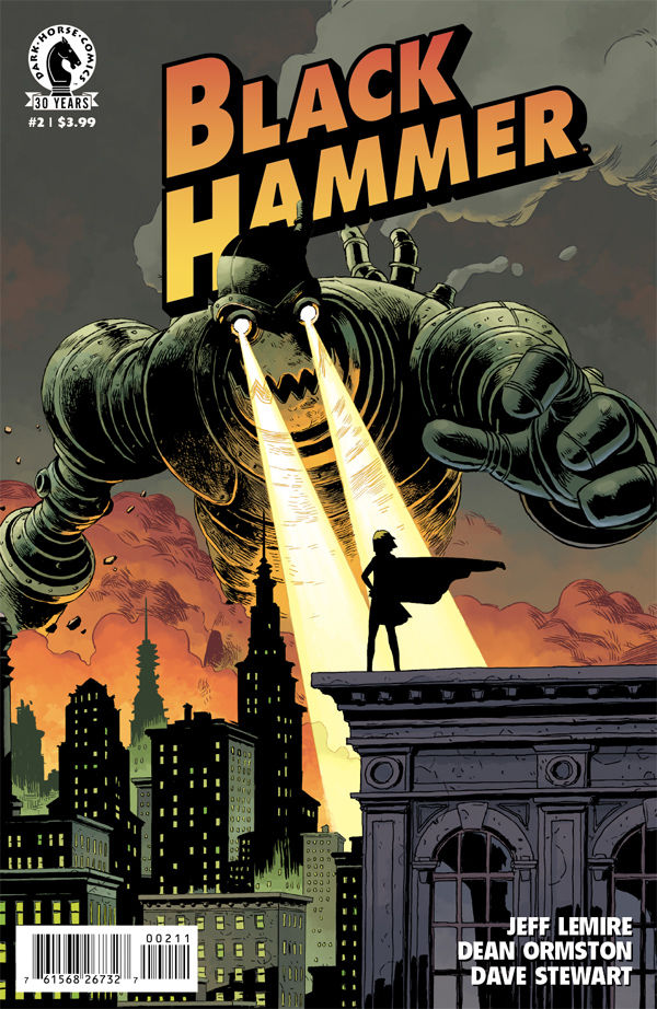 Black Hammer #2 Review