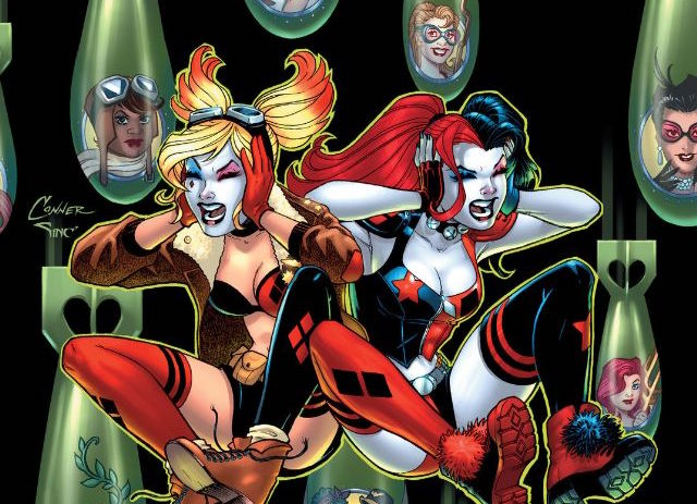 Harley's Little Black Book #4 Review