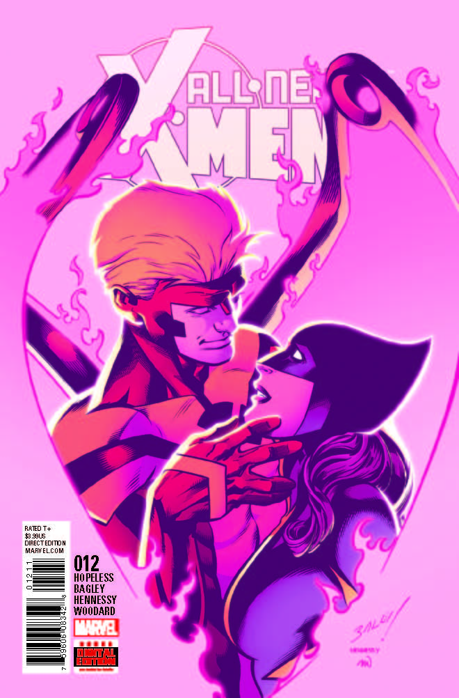 Marvel Preview: All New X-Men #12