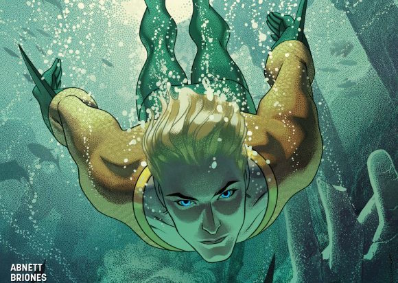 Aquaman #4 Review
