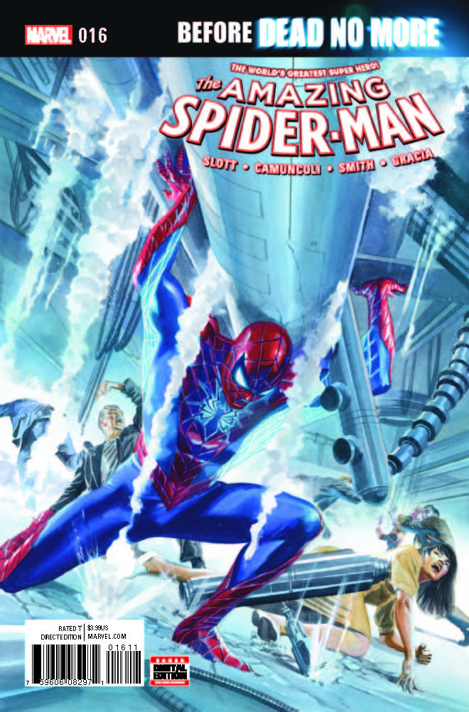 Marvel Preview: Amazing Spider-Man #15