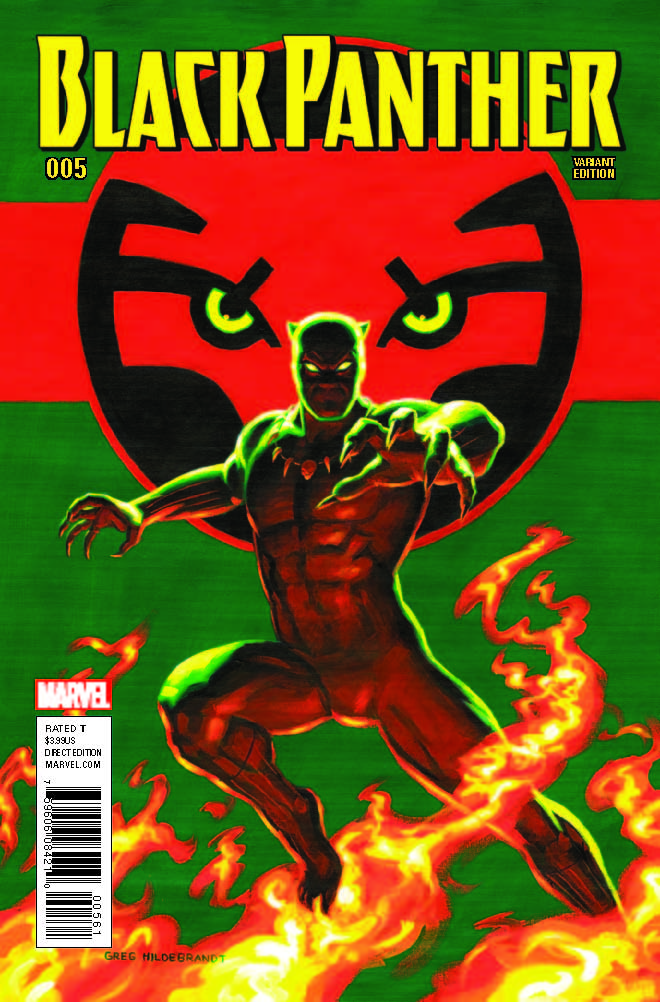 Marvel Preview: Black Panther #5