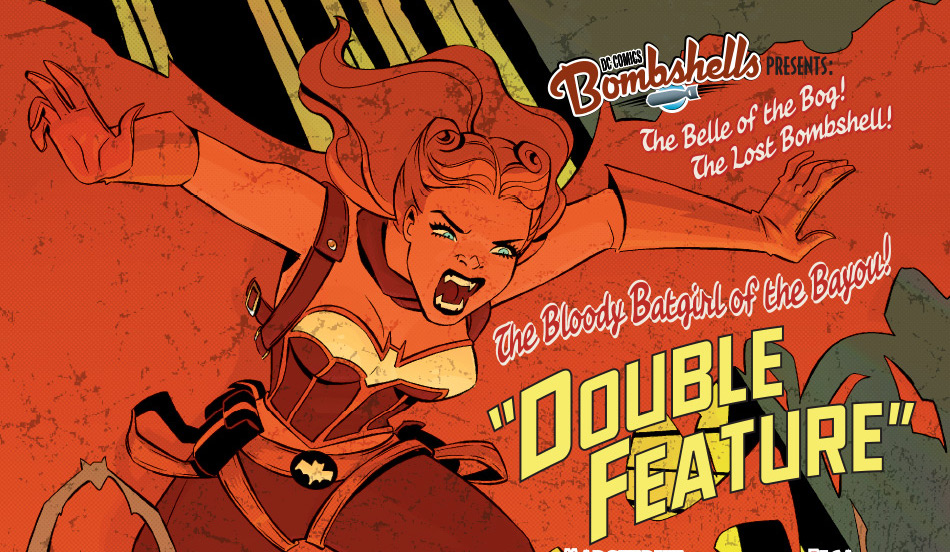 DC Preview: DC Comics Bombshells Annual #1