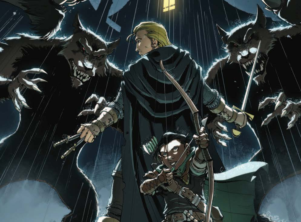 Dungeons and Dragons #4 Review