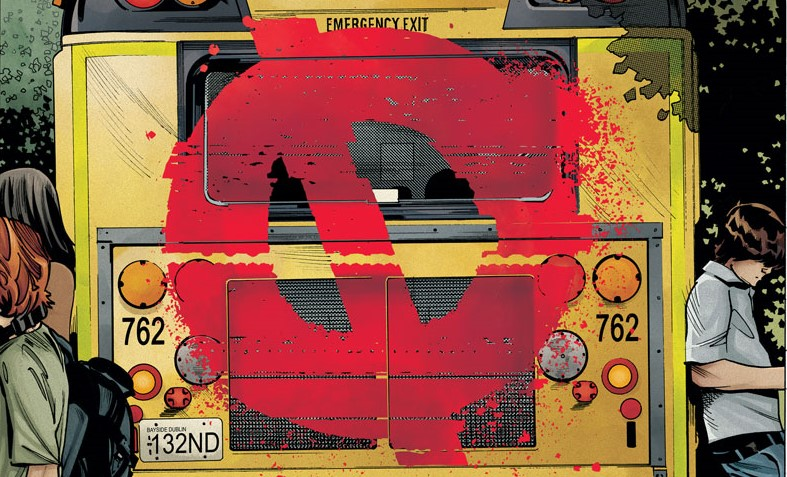 Generation Zero #1 Review