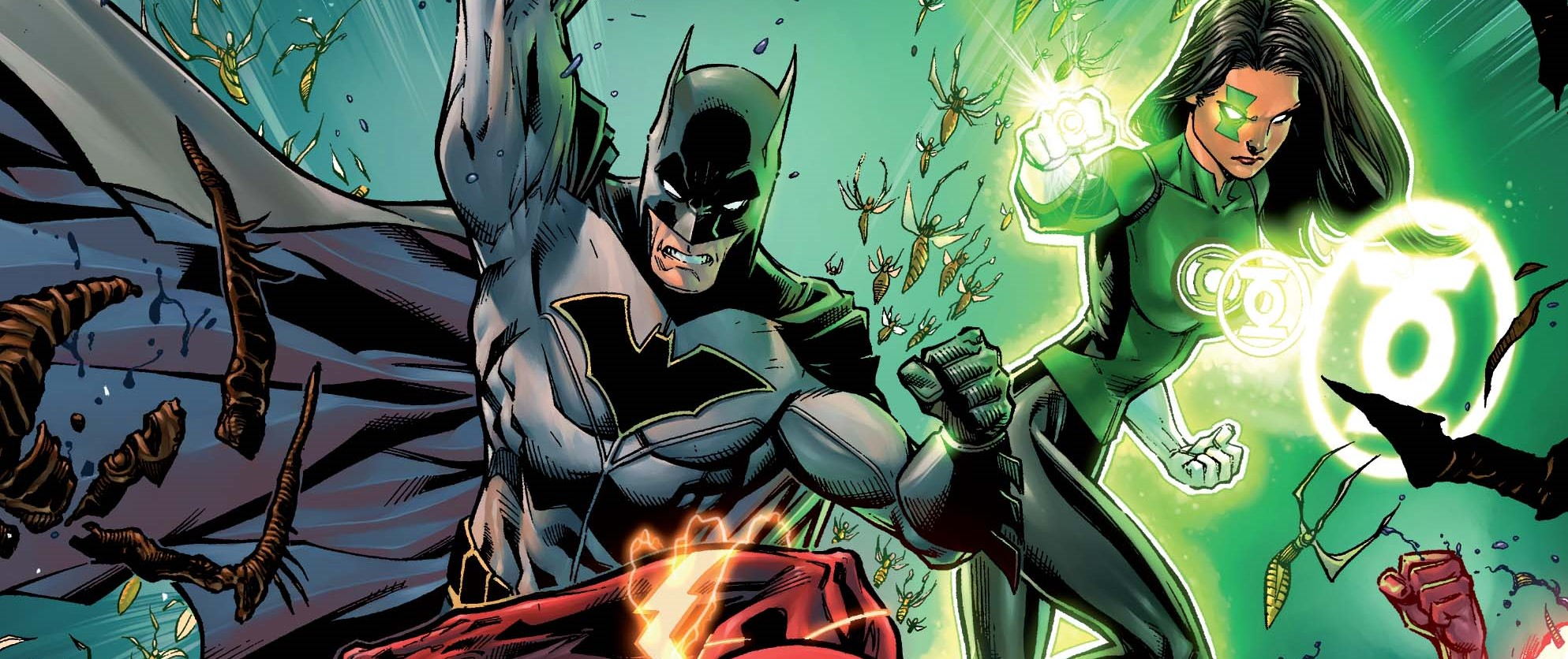Justice League #2 Review