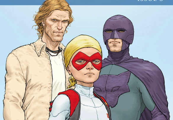 Jupiter's Legacy 2 #3 Review