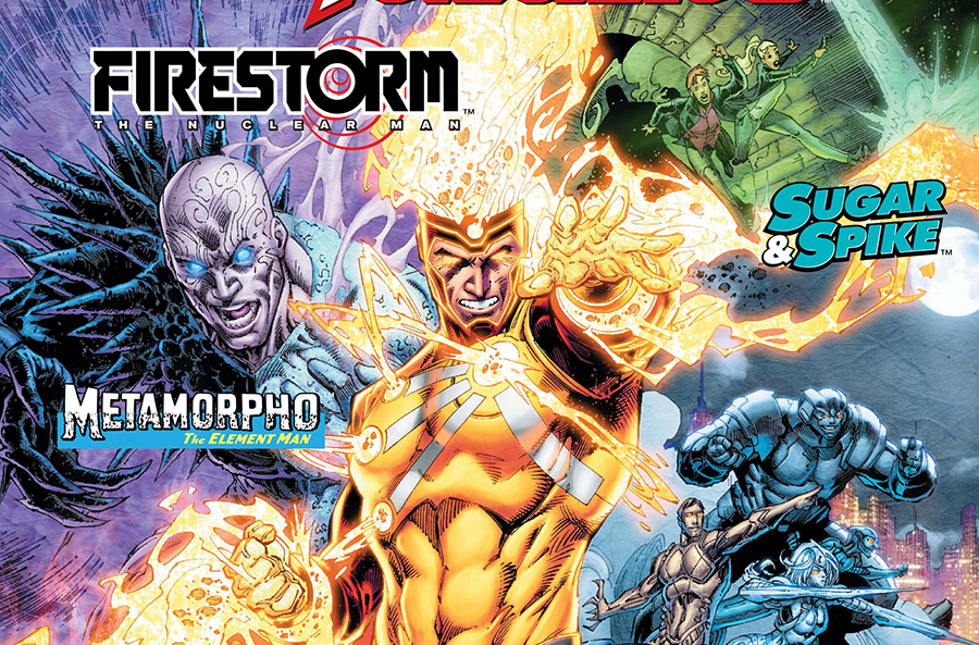 Legends of Tomorrow #6 Review