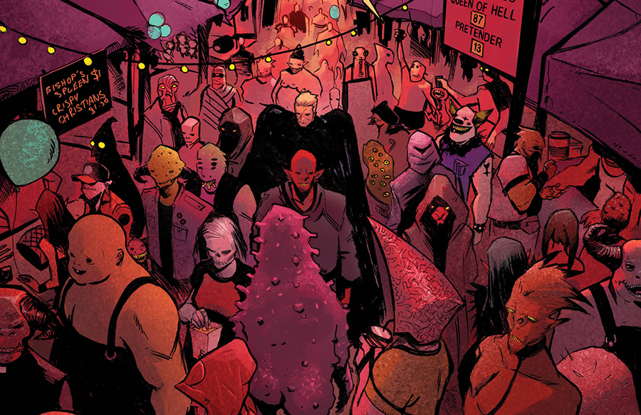 Lucifer #9 Review