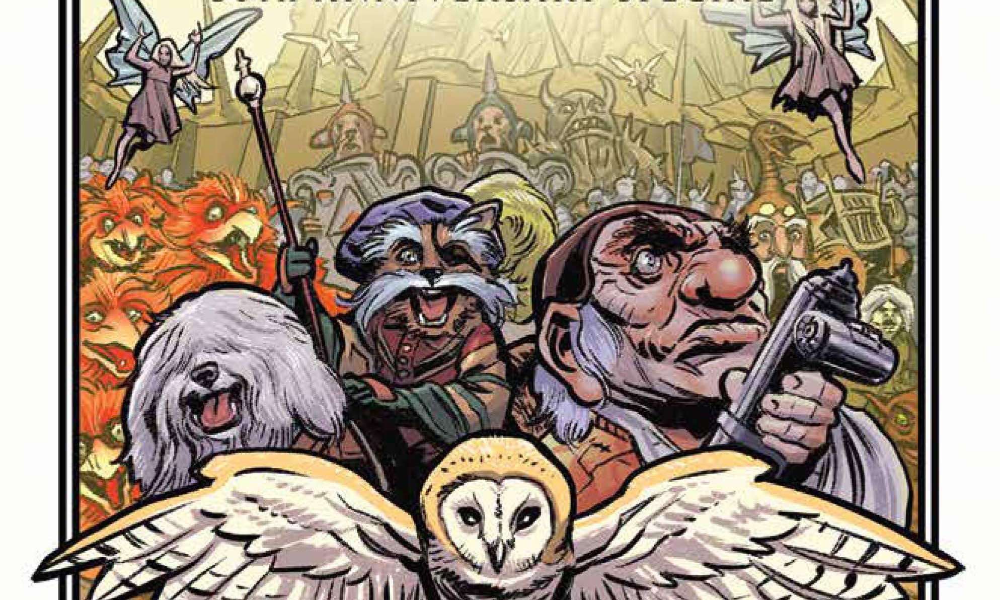 BOOM! Preview: Jim Henson's Labyrinth 30th Anniversary Special #1