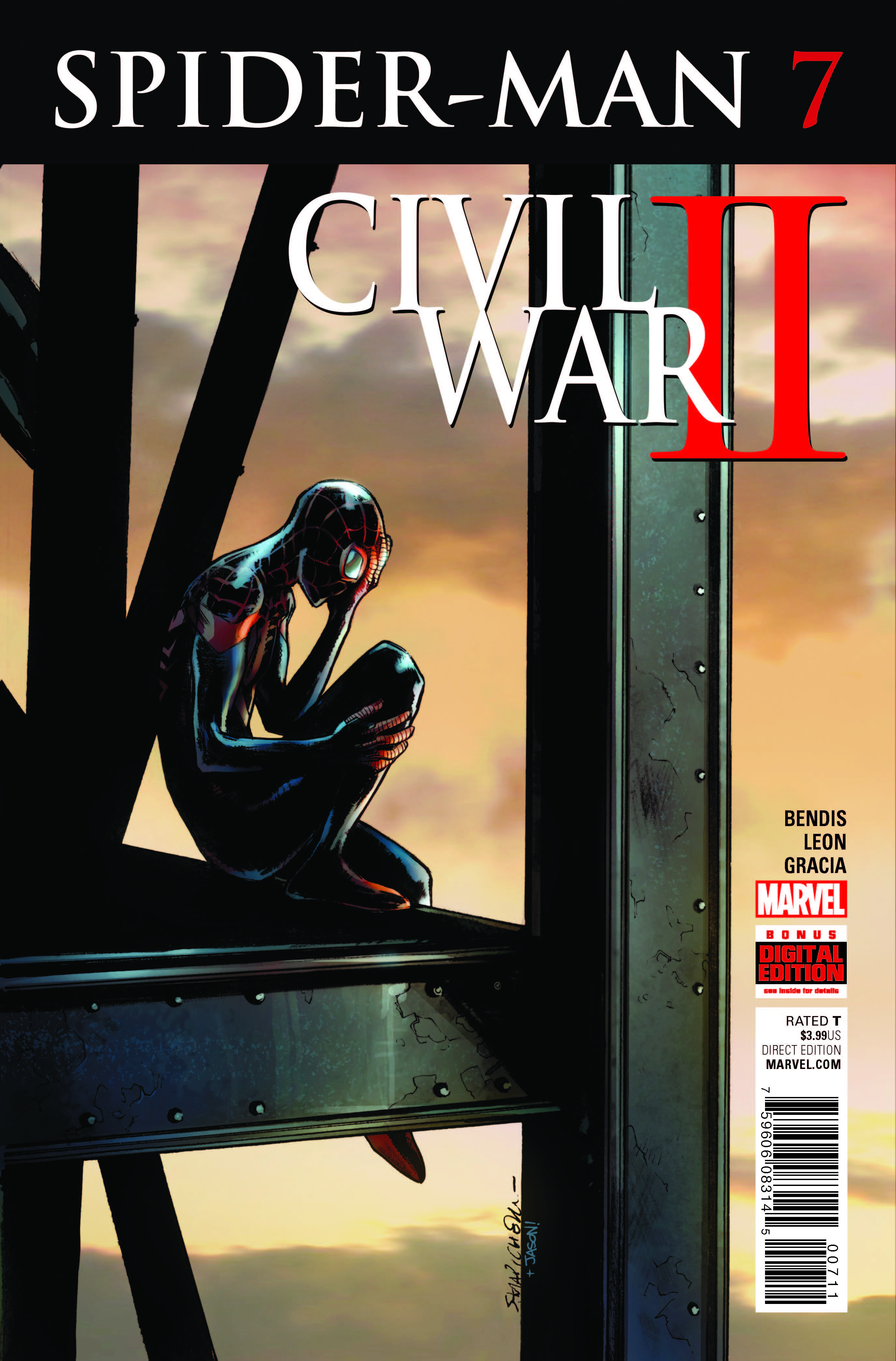 Marvel Preview: Spider-Man #7